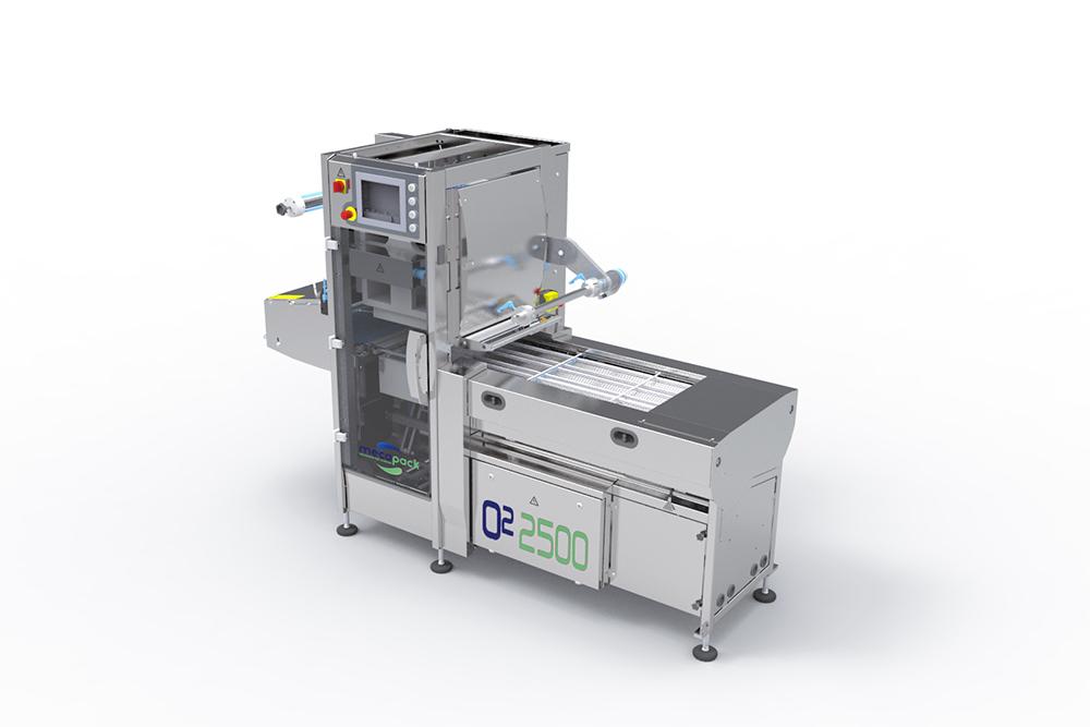 machines operculeuse O2500 mecapack