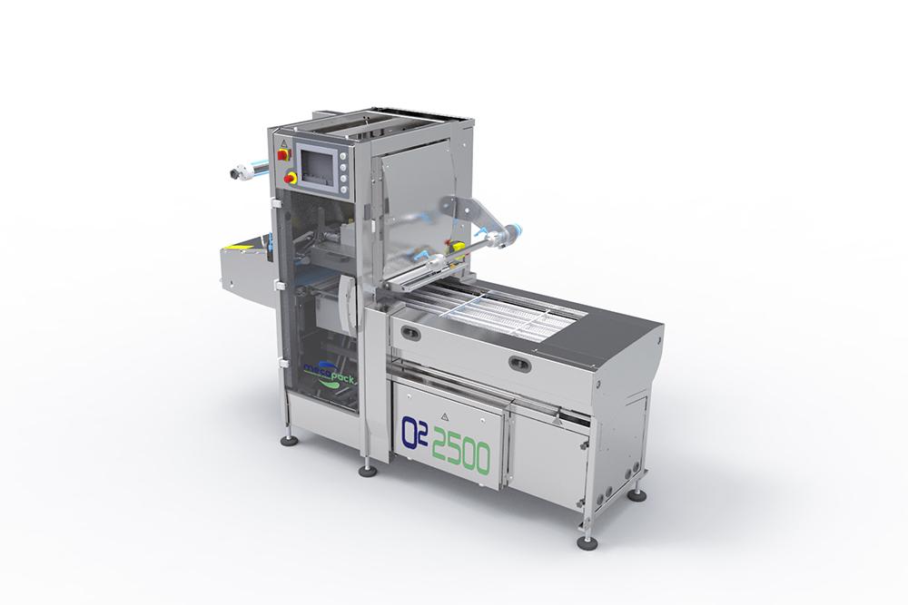 machines operculeuse s2500std