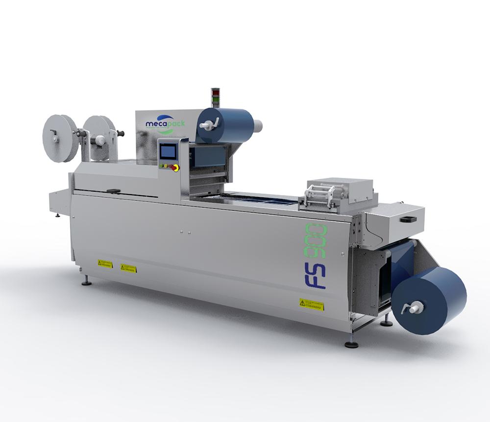 machines thermoformeuse FS900