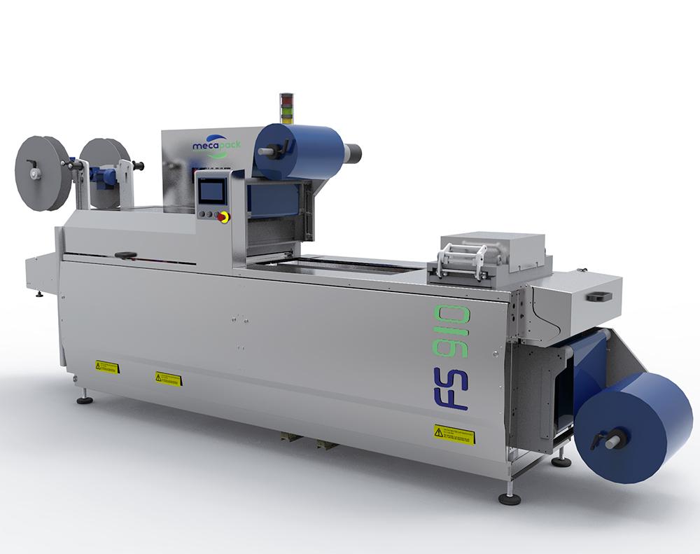 machines thermoformeuse FS910