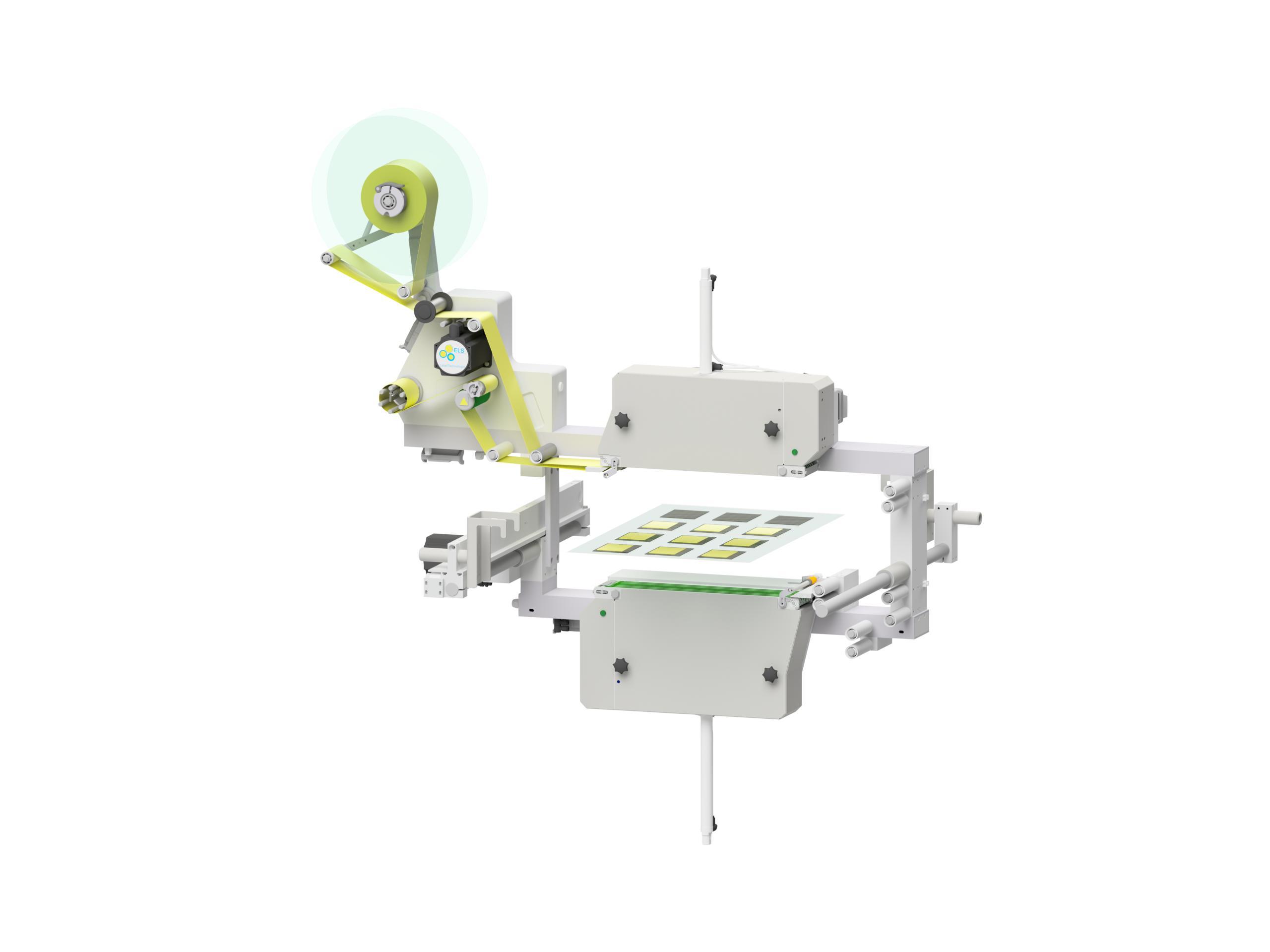 machine de conditionnement P12-Etiquetage-ELS