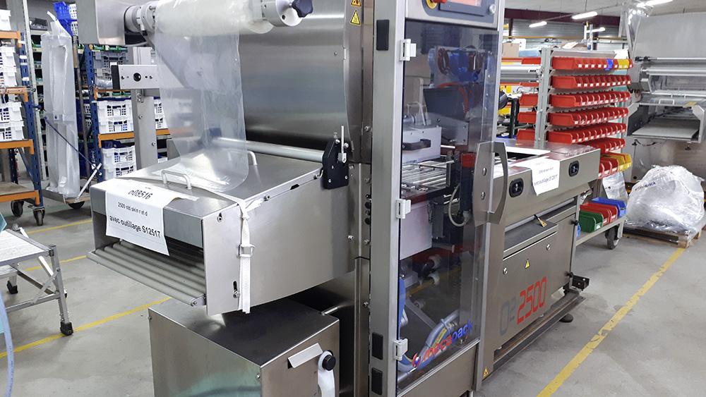 machine occasion O22500stdskin