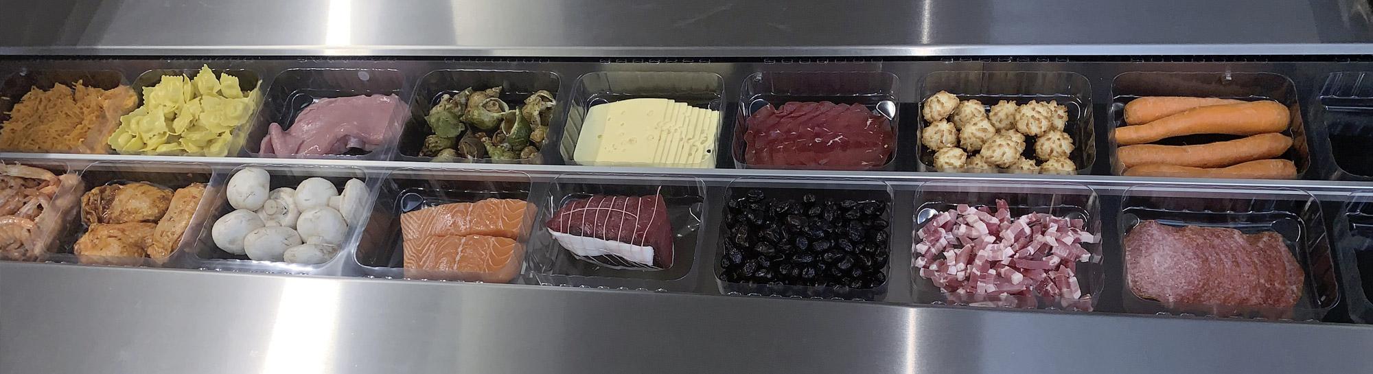 machine de conditionnement alimentaire mecapack